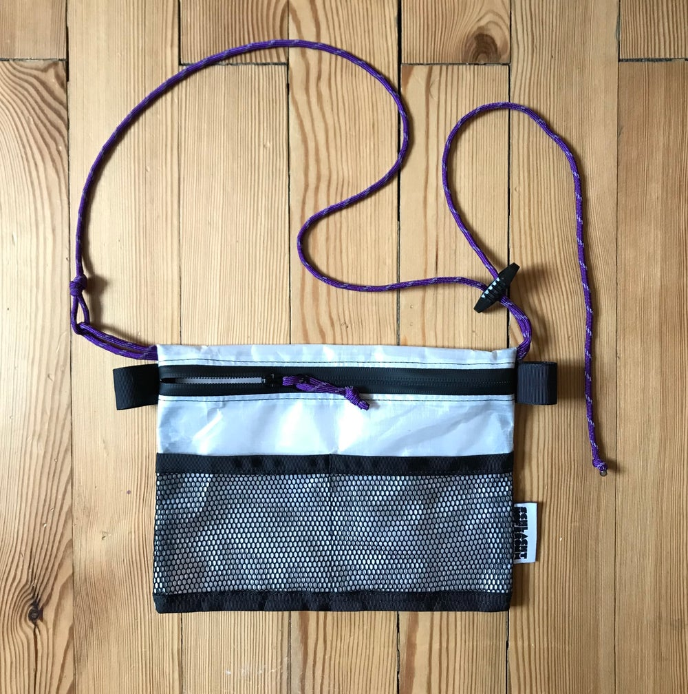 Image of Sacoche II - Schlachthofbronx x Sulfites collabo neck pouch