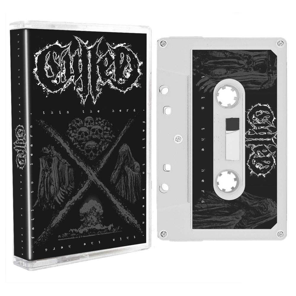 Image of Culled - Thin The Herd, Fail To Learn Cassette