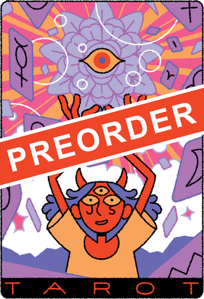 Image of PREORDER - Complete Tarot Deck (Major + Minor Arcana)