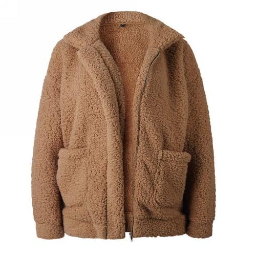 Image of Lexi Teddy Coat