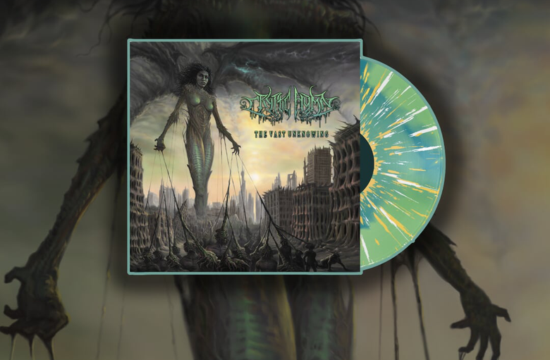 """Image of """"The Vast Unknowing"""" 7 Inch Vinyl"""