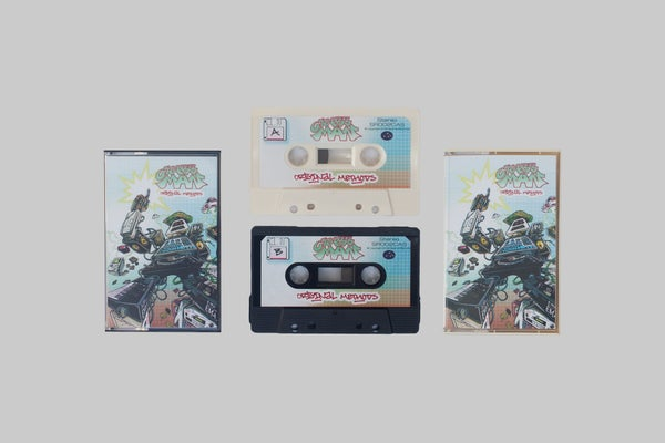 Image of CrabbMan: Original Methods (Cassette)