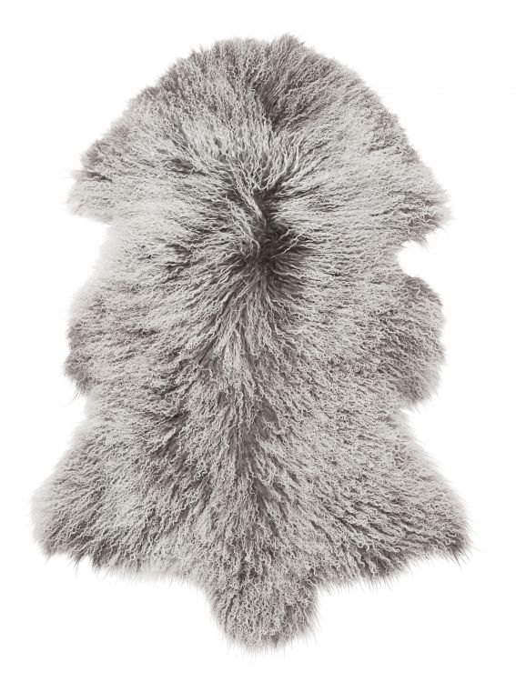 Image of GREY SHANSI SHEEPSKIN