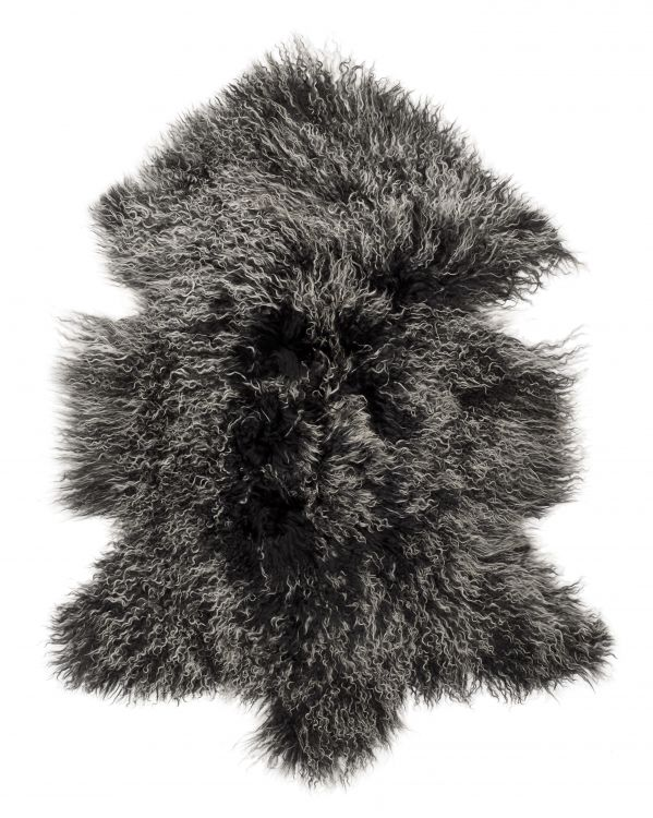 Image of BLACK SHANSI SHEEPSKIN