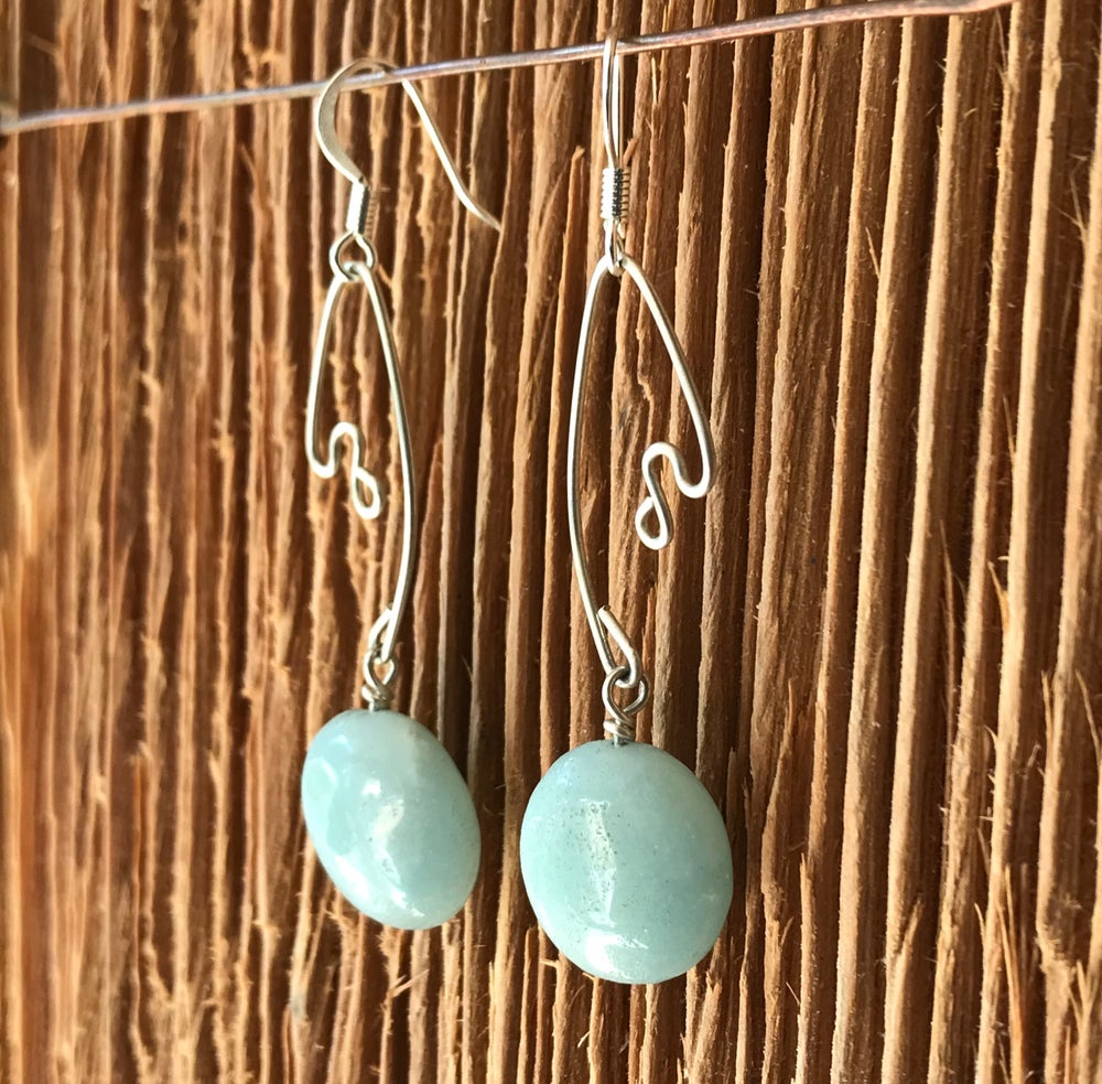 Image of Fish Lure Inspired- Amazonite