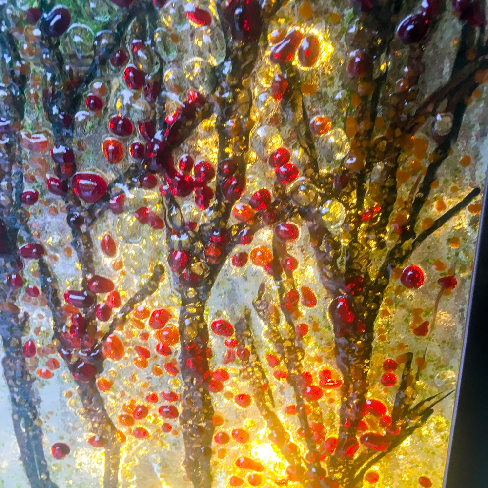 Image of Autumn Trees lantern