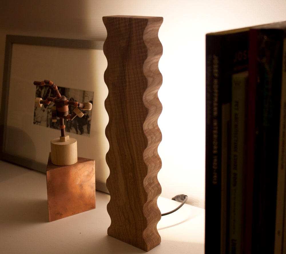 Image of Wiggle Lamp