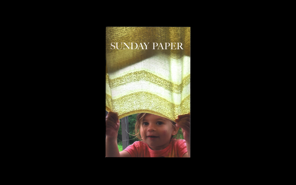 Image of Sunday Paper Issue 05