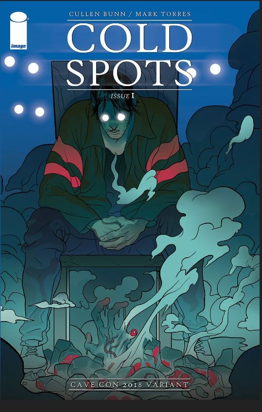 Image of COLD SPOTS #1 Cave Con Variant