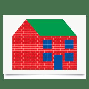 Image of Brick print