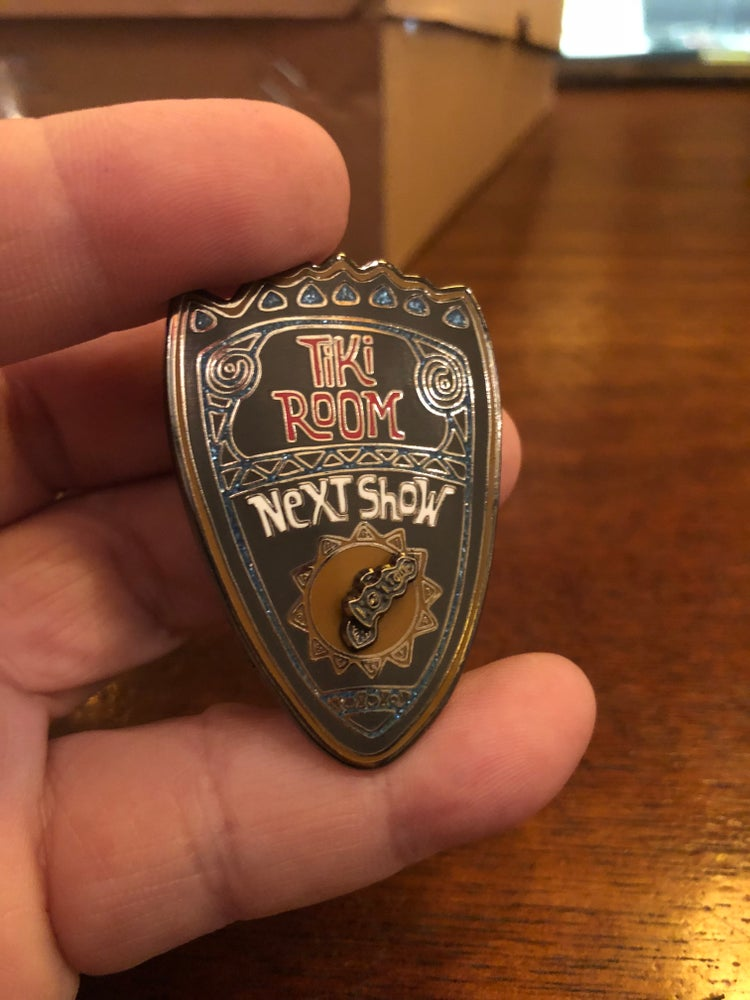 "Image of ""Next Show"" Enamel Pin"