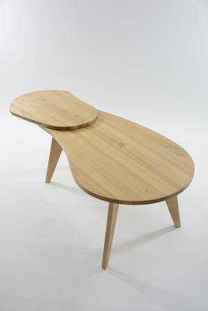 "Image of Table basse ""Apéro"" bois clair"