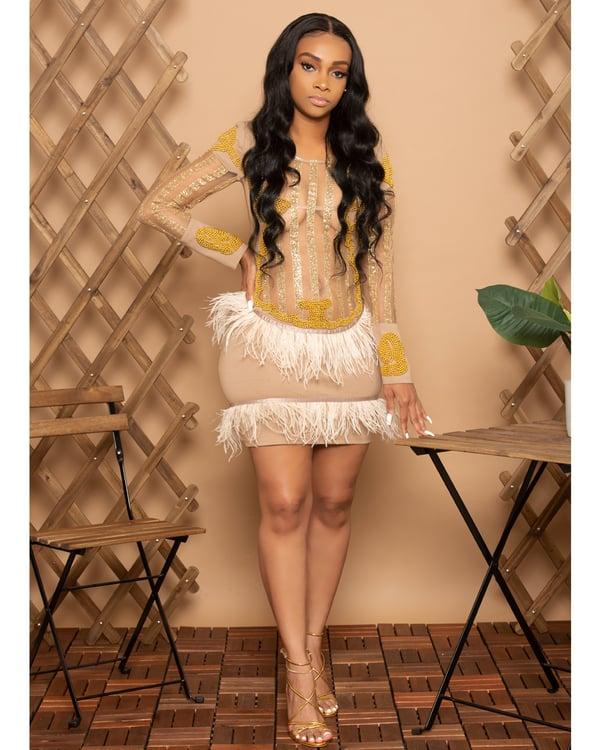 Image of JAYLA DRESS