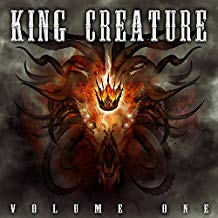Image of King Creature Volume One vinyl