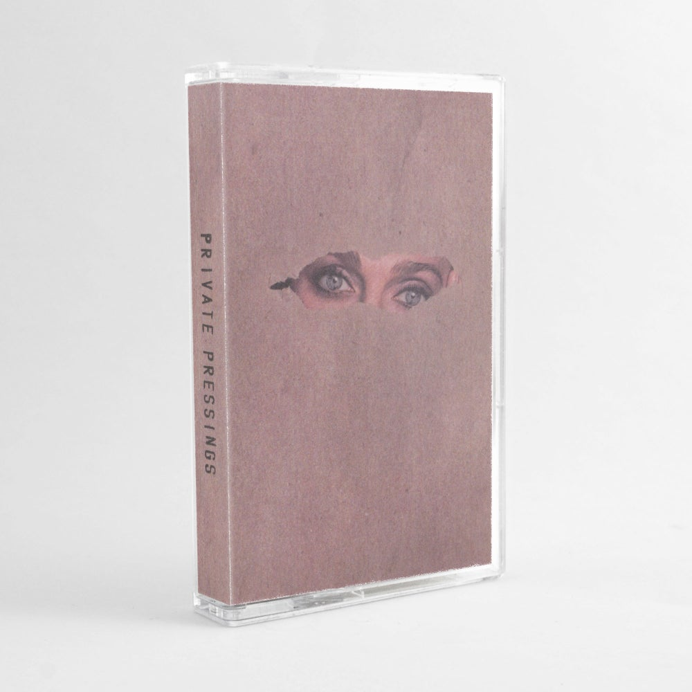 Image of Richard Vergez - Private Pressings (cassette)