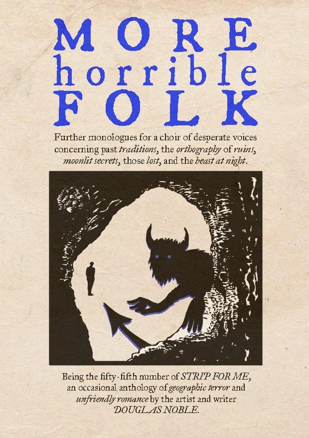 Image of More Horrible Folk