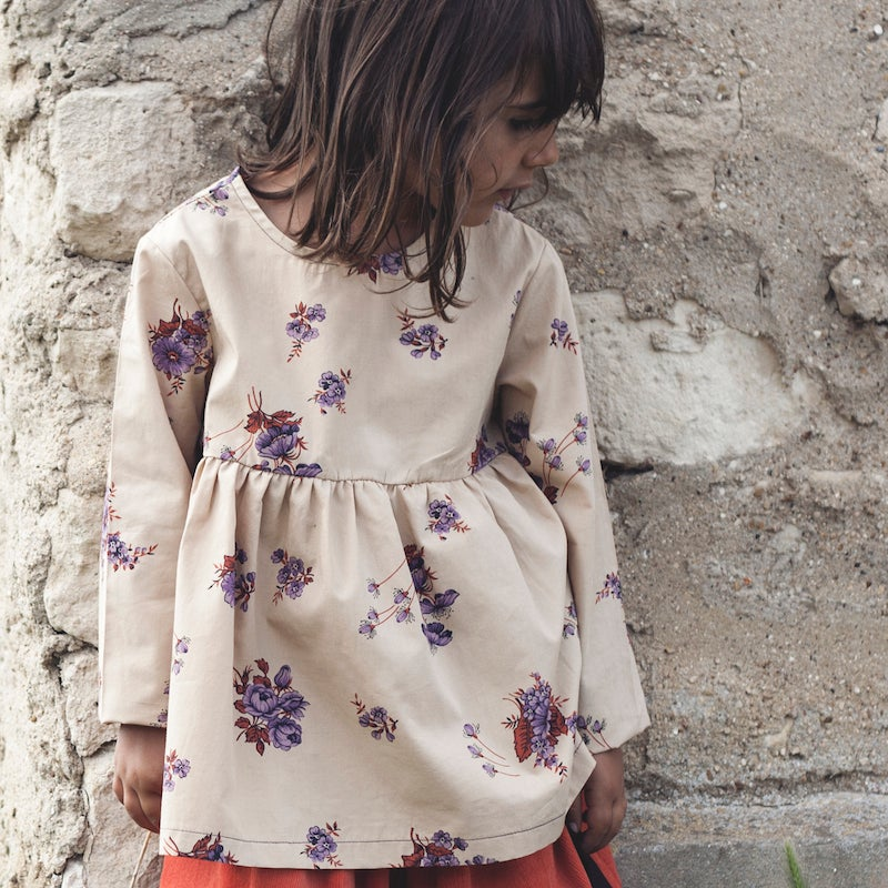 Image of Blouse Gingembre - 29€ au lieu de 69€