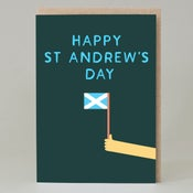 Image of Happy St Andrew's Day (Card)