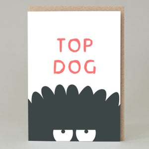 Image of Top Dog (Card)
