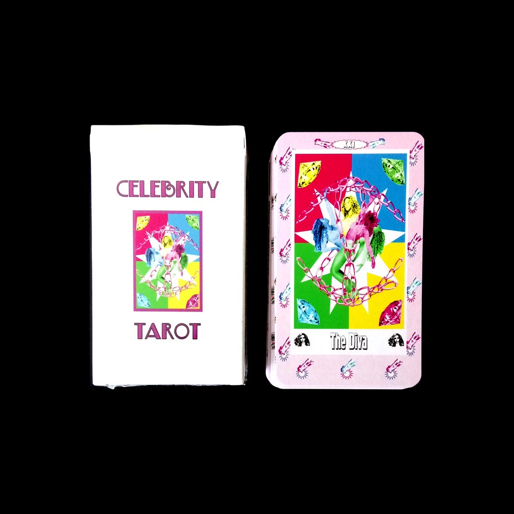Image of Celebrity Tarot