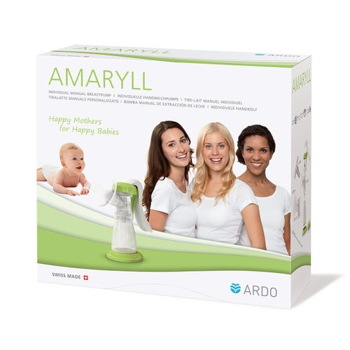 Image of Ardo - AMARYLL Individual Manual Breast pump