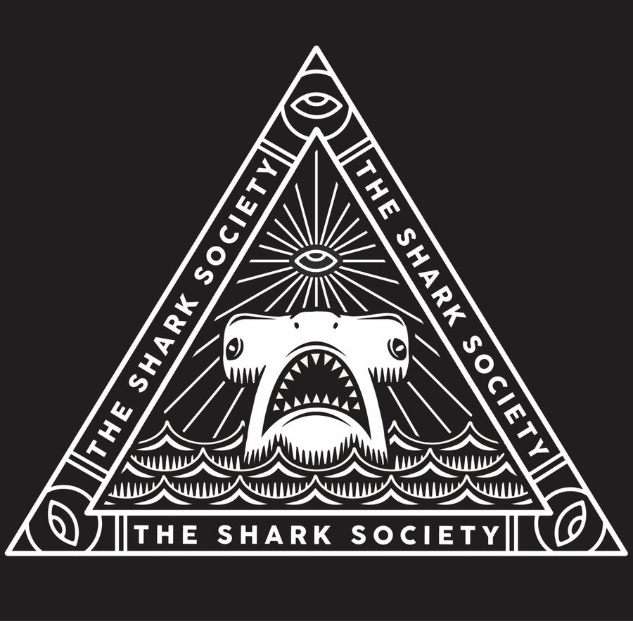 Image of 'The Shark Society' Patch