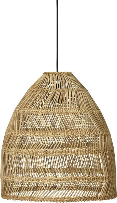 Image of LARGE RATTAN PENDANT