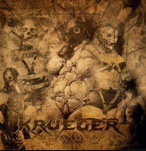 "Image of KRUEGER ""X X V"" CD"