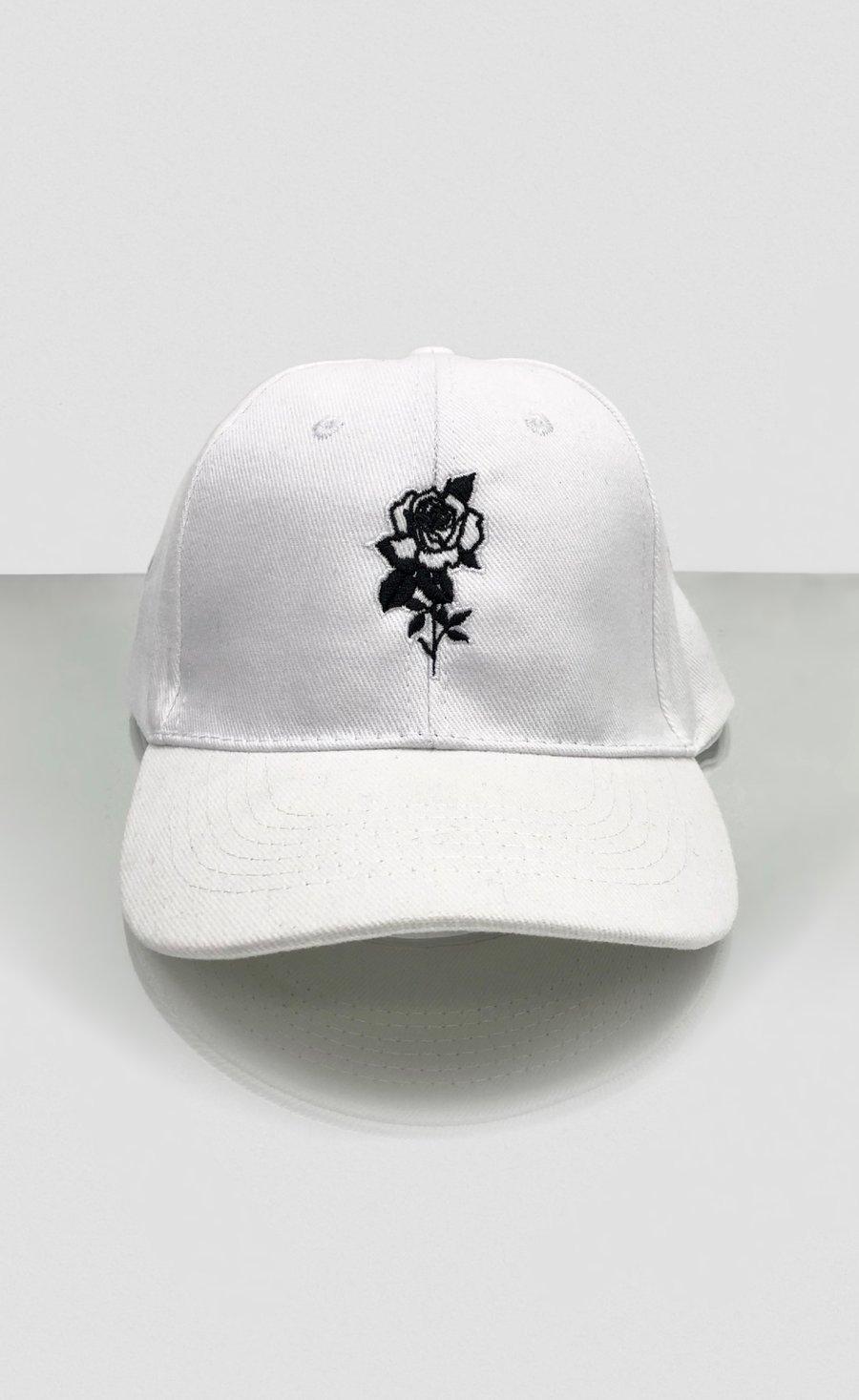 Image of ORGVSM BASIC ROSE HAT