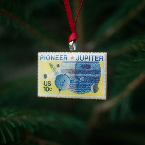 Image of Pioneer Stamp