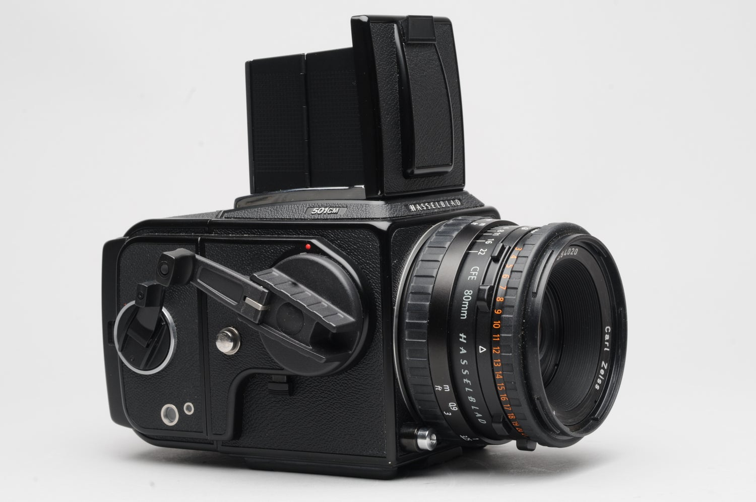 Image of Hasselblad 501cm Kit | #A101