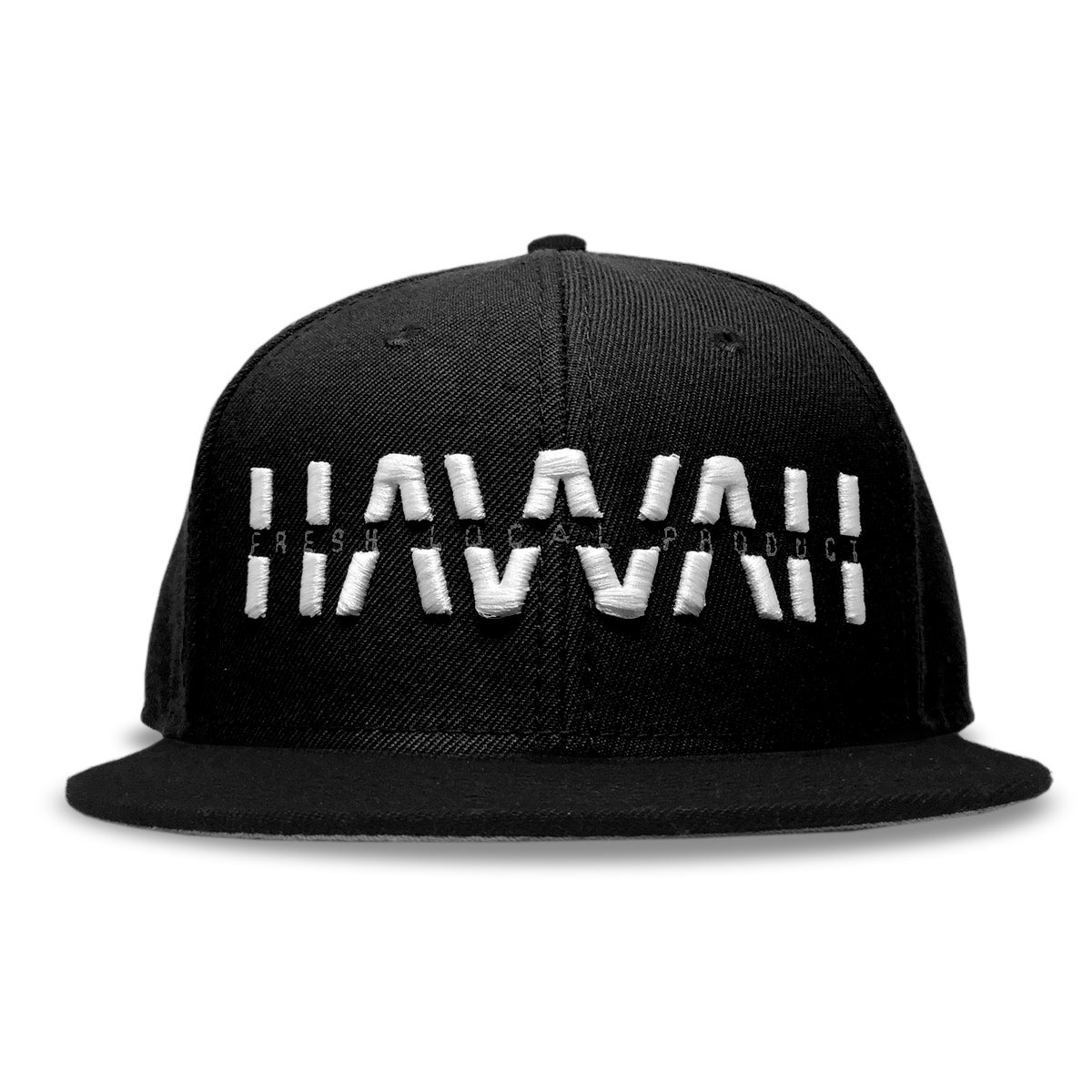 "Image of The ""Island Hopper"" Snapback v.2 [Roundbill]"