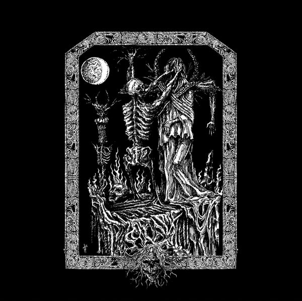 """Image of Artifact Of Skulls - At the Gates of Infernal Desecration 12"""""""