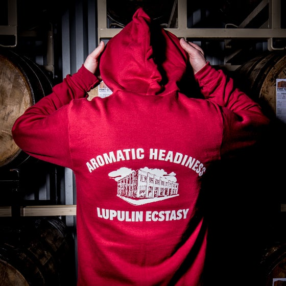 Image of Lupulin Zip-Up