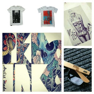 Image of PEN & INK PROJECT VINTAGE RANGE