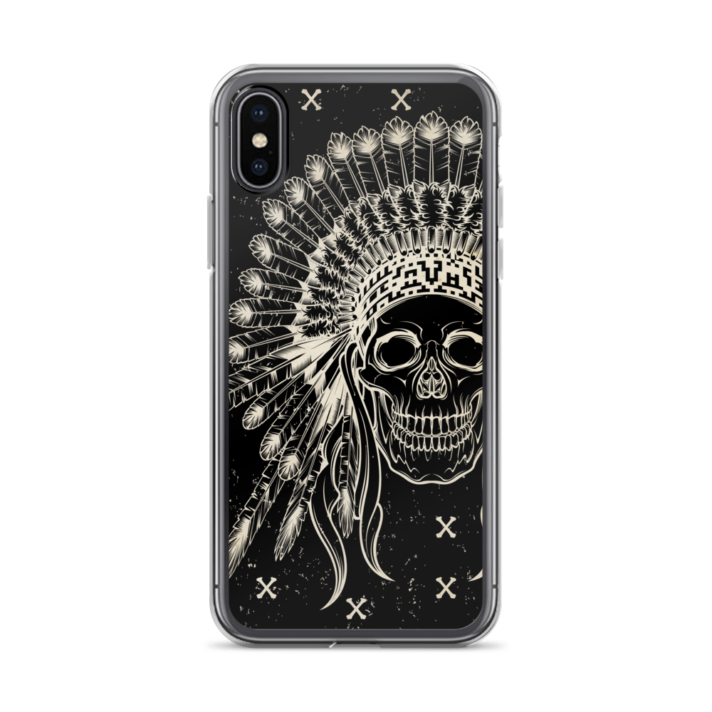 Image of AH-Indian-Skull Cell Phone Cases  iphone iphonecase phone phonecase galaxy galaxycase samsong android androidcase komy komysartworks anotherheaven thc skull アイフォーン アイフォーンケース フォーンケース 携帯 電話ケース 携帯ケース カバー ギャラクシー アンドロイド