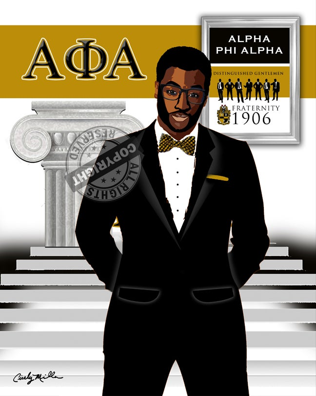 Image of Alpha Man