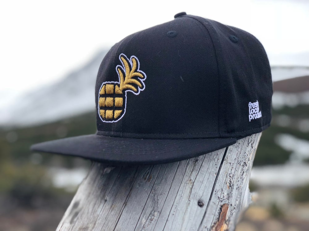 Image of Maui Gold Snapback