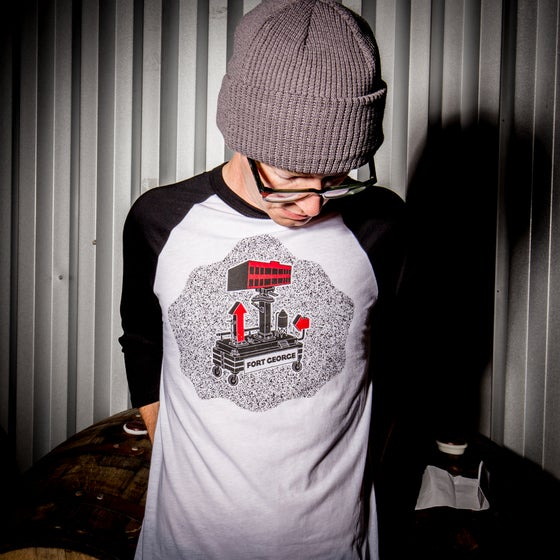 Image of Contraption Baseball T