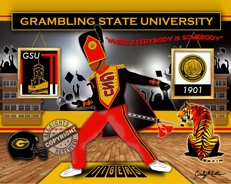 Image of GSU Where Everybody is Somebody