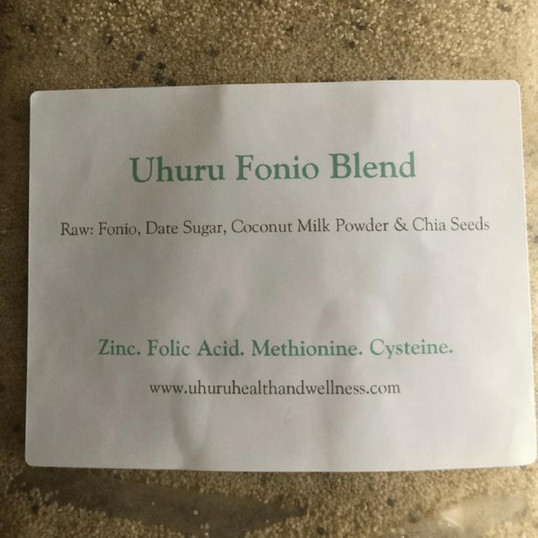 Image of Uhuru Fonio Blend