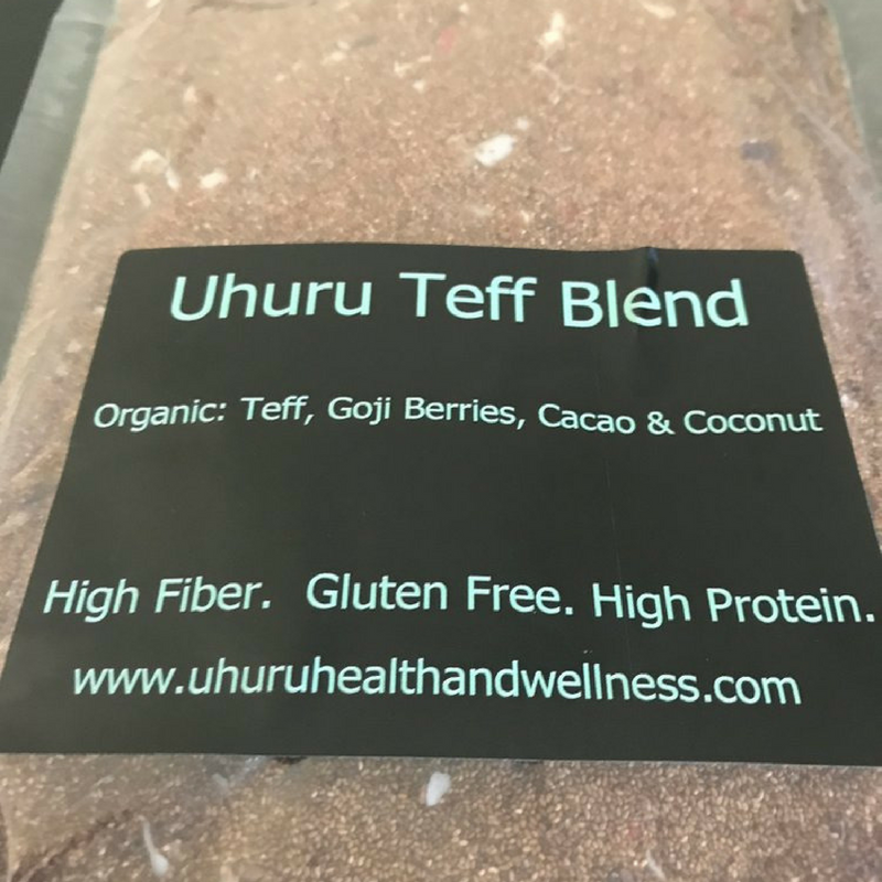 Image of Teff Blend.