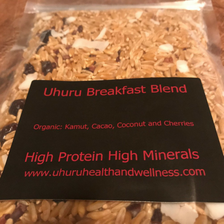 Image of Kamut Breakfast Blend