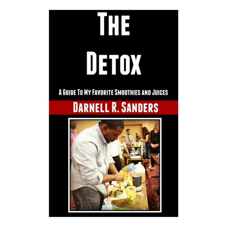 Image of THE DETOX: A GUIDE TO MY FAVORITE SMOOTHIES AND JUICES.