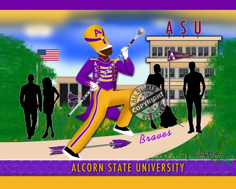 Image of Alcorn University