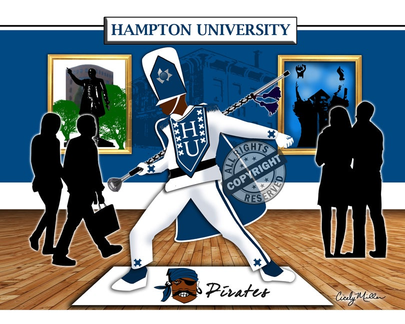 Image of Hampton University