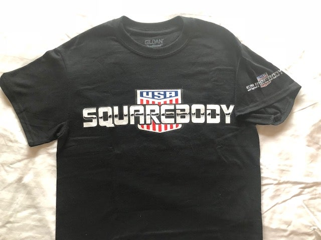 Image of Squarebody USA Logo Shirt