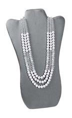 Image of Tall Necklace Display