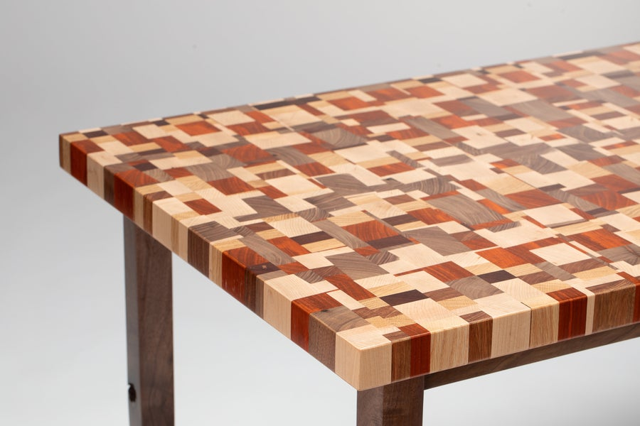 Image of CHAOS THEORY: HANDMADE DESK/TABLE