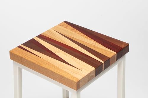 Image of Handmade Diagonal Stools